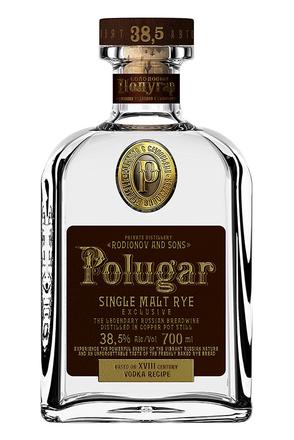 Polugar Single Malt Rye image