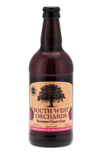 South West Orchards Raspberry Cider image