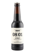 BBNo. 08/01 Export Strength Stout image