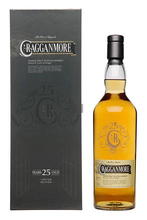 Cragganmore 25 Year Old Distilled 1988 image