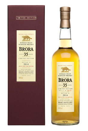 Brora 35 Year Old Distilled 1978 image