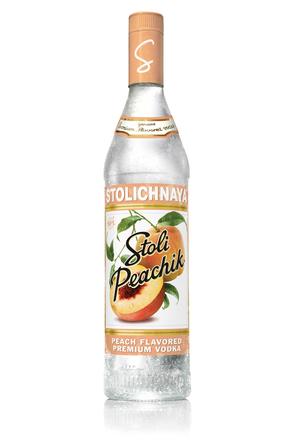 Stoli Peachik peach image