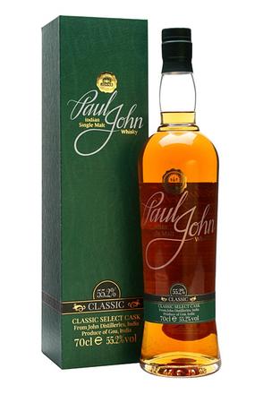 Paul John Classic Select Cask