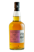 Wemyss Malts Peaches and Cream Glen Garioch 1989 image