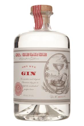 St. George Dry Rye Gin image