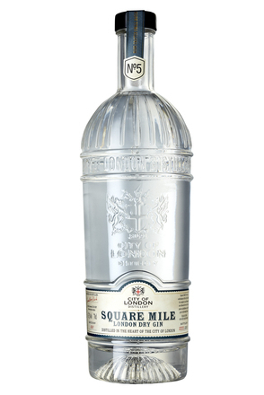 Square Mile Gin image