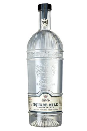 Square Mile Gin image