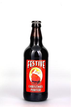 Festive Christmas Porter image