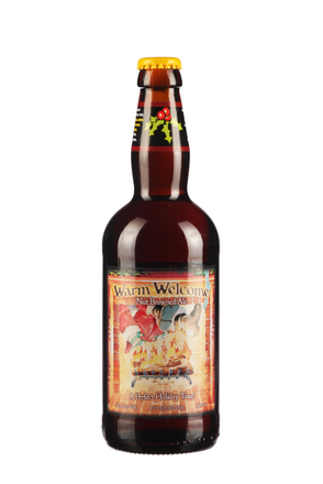 Warm Welcome Nut Brown Ale image