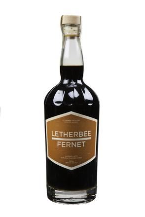 Letherbee Fernet