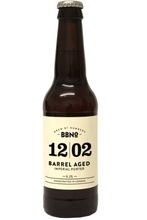 BBNo. 12|02 Barrel Aged Imperial Porter