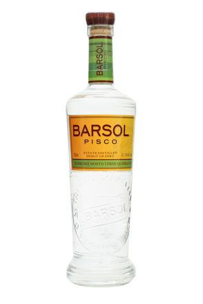 BarSol Mosto Verde Quebranta Pisco