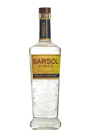 BarSol Acholado Pisco