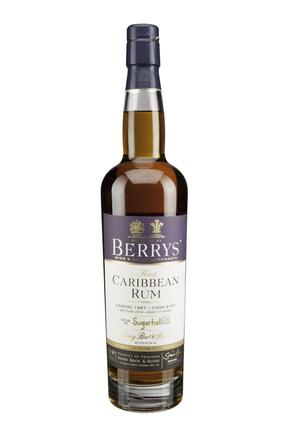 Berrys' Caroni 1997 Caribbean rum image