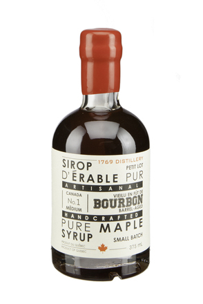 1769 Distillery Bourbon Barrel Aged Maple Syrup