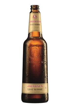 Carlsberg Jacobsen Saaz Blonde Ale