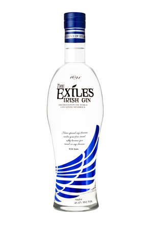 The Exiles Irish Gin image