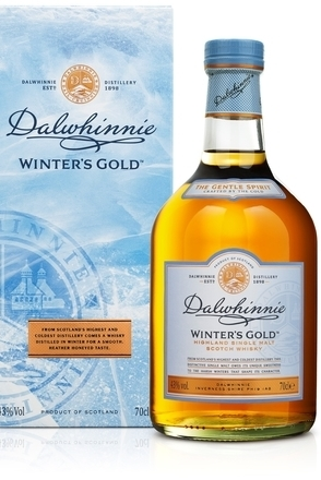 Dalwhinnie Winter's Gold image