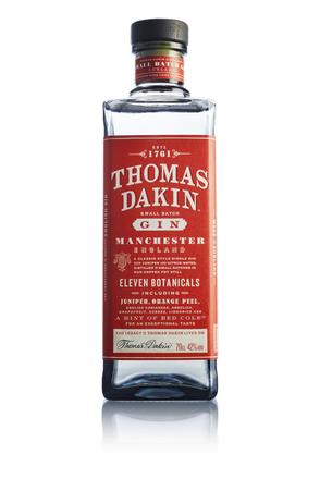 Thomas Dakin Gin image