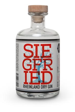 Siegfried Rheinland Gin image