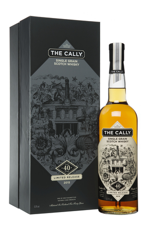 The Cally 40 Year Old Distilled 1974
