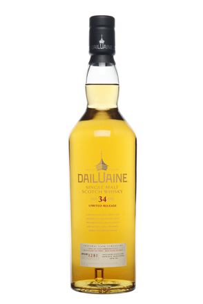 Dailuaine 34 Year Old Distilled 1980 image