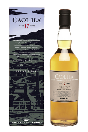 Caol Ila 17 Year Old Distilled 1997