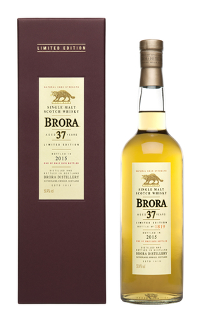 Brora 37 Year Old Distilled 1977
