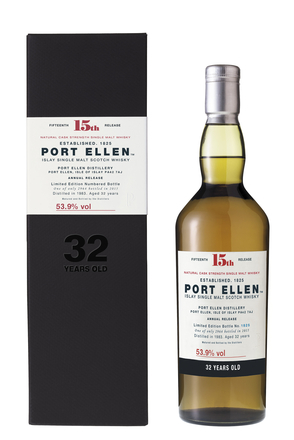 Port Ellen 32 Year Old Distilled 1983