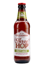 Caledonian Three Hop Lager image