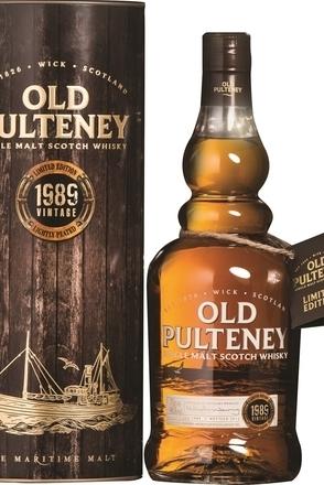 Old Pulteney 1989 (bottled 2015) image