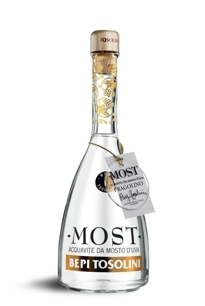 Most da Uva Miste Grappa image