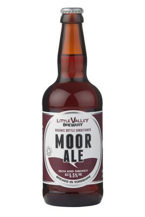 Little Valley Moor Ale image