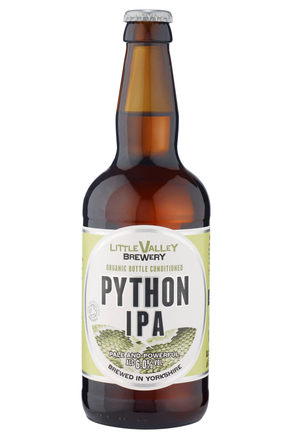 Little Valley Python IPA image