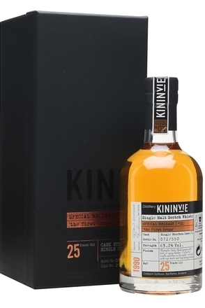 The Kininvie 25yo Special Release #1 First Drops image
