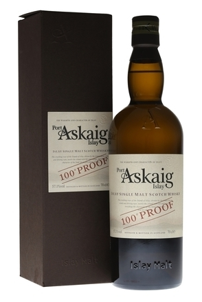 Port Askaig 100 Proof image
