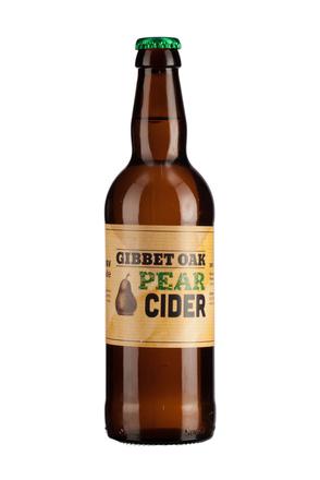 Gibbet Oak Pear Cider image