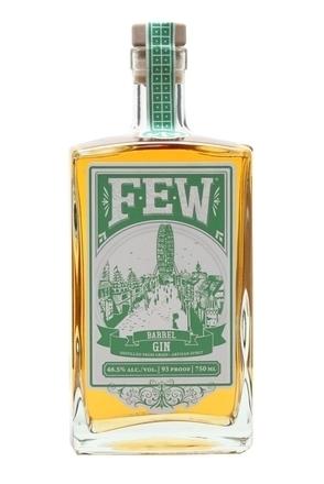 FEW Barrel Aged Gin image