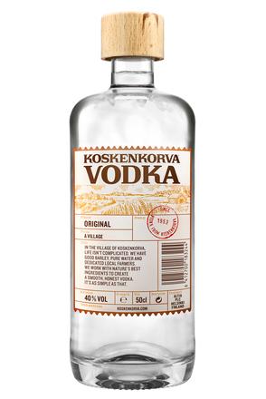 Koskenkorva Vodka (40%) image