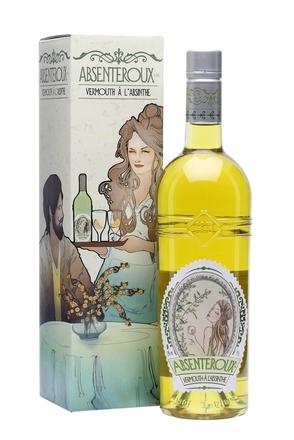 Absenteroux Vermouth a l'Absinthe