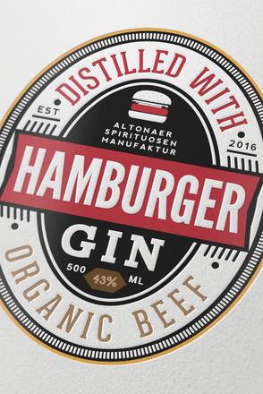 Hamburger Gin image