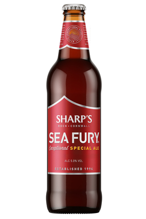 Sharp's Sea Fury