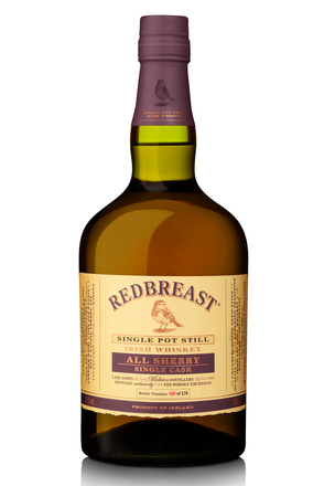 Redbreast All Sherry Single Cask 1999 image