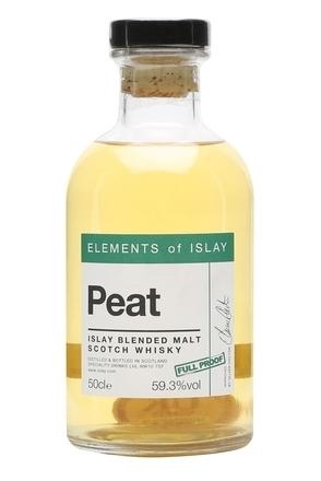 Elements of Islay Peat