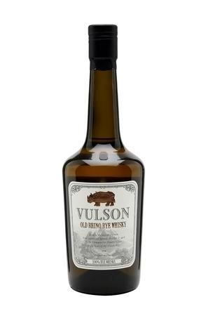 Vulson Old Rhino Rye Whisky