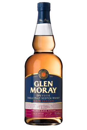 Glen Moray Classic Sherry Cask Finish image