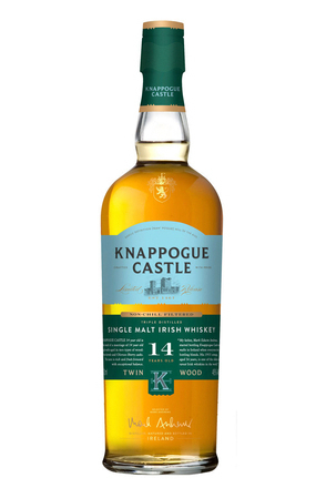 Knappogue Castle 14 Year Old Twin Wood image