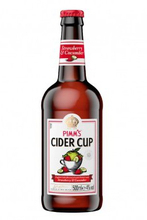Pimm's Cider Cup Strawberry & Cucumber image