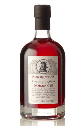 Foxdenton Damson Gin image