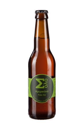 Σόλο Αμερικάνα Pale Ale image